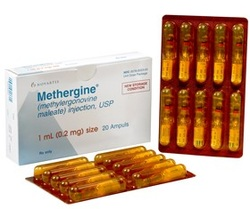 Methergine usual dose of cipro